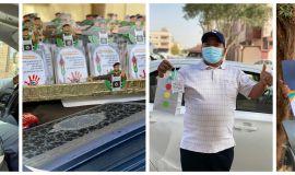 """تربية الاحساء تنفذ يوم المرور الخليجي تحت شعار """"قائدة لايتهاون """""""