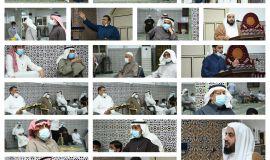حفل ذكرى ميلاد السيدة الحوراء الأنسية فاطمة الزهراء ( عليها السلام ) في مسجد الشيخ الاوحد