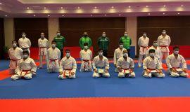 الرياض محطة الانطلاق الى طوكيو أخضر الكاراتيه يبدأ تحضيراته لبطولة الدوري العالمي في لشبونة