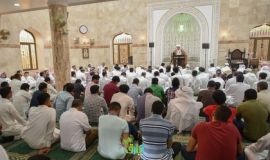 الشيخ اليوسف: شهر رمضان المبارك فرصة سانحة لنزع الأحقاد من القلوب