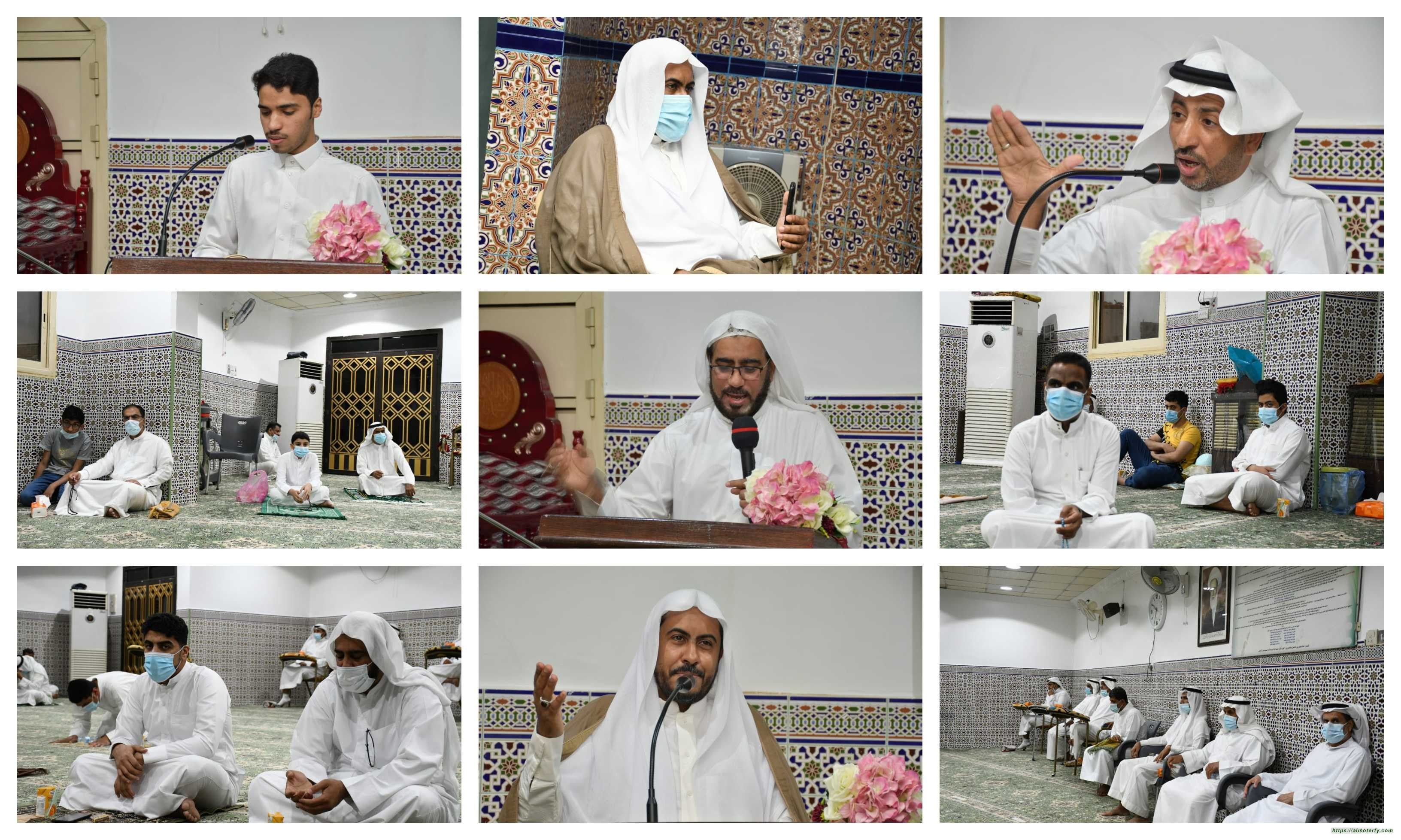 ذكرى مولد علي الأكبر بن الإمام الحسين عليه السلام في مسجد الشيخ الاوحد بالمطيرفي