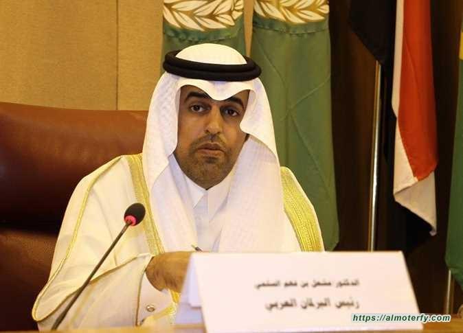 السلمي رئيسا فخريا لمجلس الشباب العربي عن السعودية
