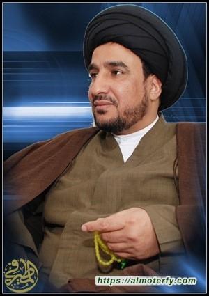 سماحة العلامة السيد ابو عدنان : المبادئ المستمدة من ذكرى مولد إمام المتقين عليه السلام