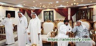 ملتقى ابن المقرب الأدبي بالدمام  يقيم مجلس عزاء لعضو الملتقى القاص جاسم الجاسم رحمه الله