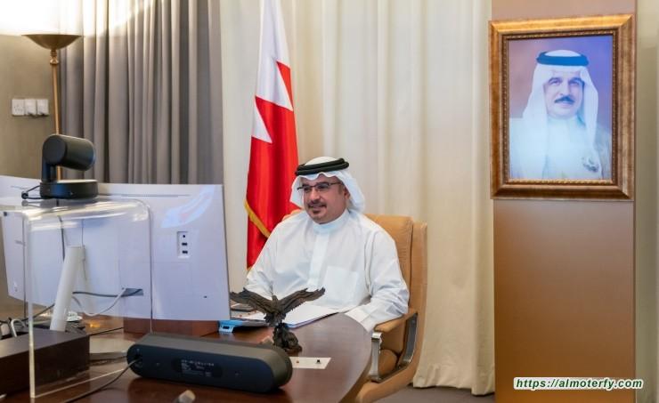 سمو ولي العهد البحريني : مواجهة فيروس كورونا تتطلب عزمًا متجددًا والتزاماً مستمراً بالإجراءات الاحترازية