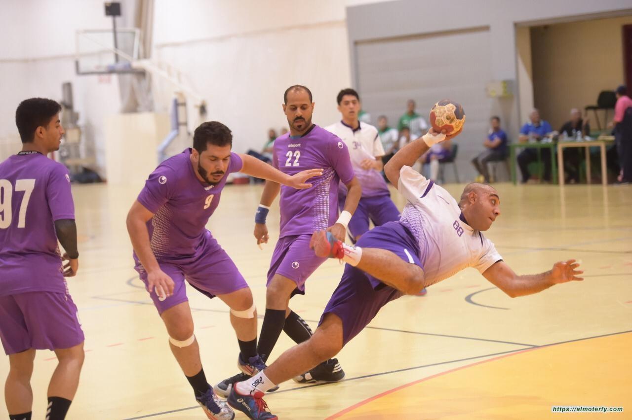 خمس مباريات في انطلاق منافسات دوري الدرجة الأولى لكرة اليد