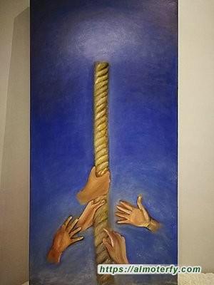 نصرت باوي الفنان هو الذي يمتلك قدره ابداعيه في انتاج أمور تتضمن قيماً جمالية