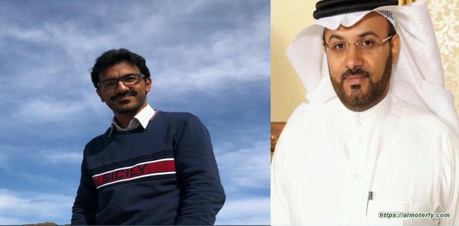 لقاء مع الفنان ميثم عبدالمحسن السلطان