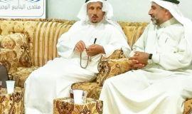 من شعراء ( هَجَر ) المبدعين ..ا لأستاذ حسين بن عبدالله المبارك