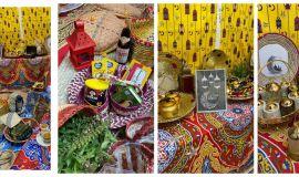 استقبال شهر الخير (رمضان يجمعنا ) بمكتب الضمان الاجتماعي بالأحساء
