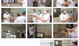برنامج أساسيات مكافحة العدوى بتأهيل الإناث بالدمام