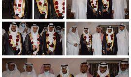 زواج ثنائي الغزال (( سلمان وحسين )) بالهفوف