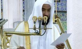 البعيجان في خطبة الجمعة: إن من أفضل وأجل الأعمال وأعظمها منزلة عند الله، عمارة المساجد