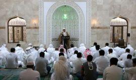 الشيخ اليوسف يدعو الشباب إلى حيازة مفاتيح جودة الحياة