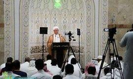 الشيخ اليوسف يدعو إلى بذل المعروف للناس بقدر الاستطاعة