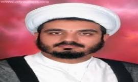 سماحة الشيخ حسين حمد العباد إلى ارض الوطن ويتقبل التعازي بوفاة جدته