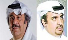عبد الحسين عبد الرضا متفرجا....والجمهور يؤدون الكوميديا السوداء