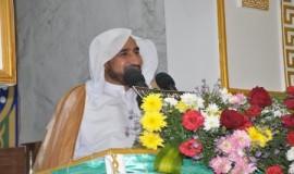 العلامة السيد ابو عدنان :حياة النبي (ص) مدرسة عطاء دائم