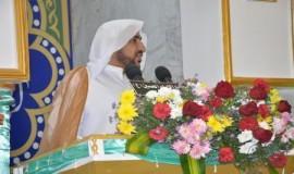 العلامة السيد ابي عدنان :لرسالة بين التأصيل و التفريع - قراءة في ذكرى المولد النبوي
