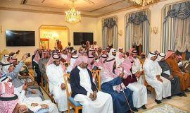 اللقاء الأول للفرق الشعبية بدار نوره الموسى وبتنظيم فنون الأحساء