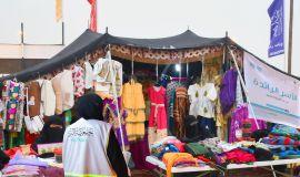 سوق شعبي سينطلق ببقيق لتسويق منتجاتهم  124أسرة ببر الشرقية تجسد التراث الصحراوي في سفاري بقيق4