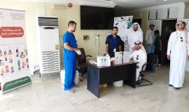 اليوم العالمي لداء السكري في بلدية العيون