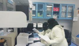مختبرات الشرقية : استقبال أكثر من 5000 عينة فحص لفايروس كورونا خلال أسبوع
