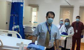 وحدة خاصة للأورام لخدمة 25 مريض يومياً من سكان محافظة القطيف