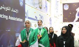 """في بطولة الخليج بالكويت  السعودية تحصد أول ذهبية """"نسائية"""""""