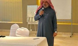 أكثر من ٣٥٠ رائد نشاط ...استفادوا من ملتقى رواد النشاط بتعليم الأحساء