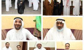 عائلة «العايش » بالمطيرفي تحتفل بزواج ابنها « فاضل » تهانينا