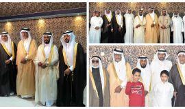 """أسرة """"الغزال """" بالهفوف تحتفل بزواج ابنها """"علي """" في هابي ود"""
